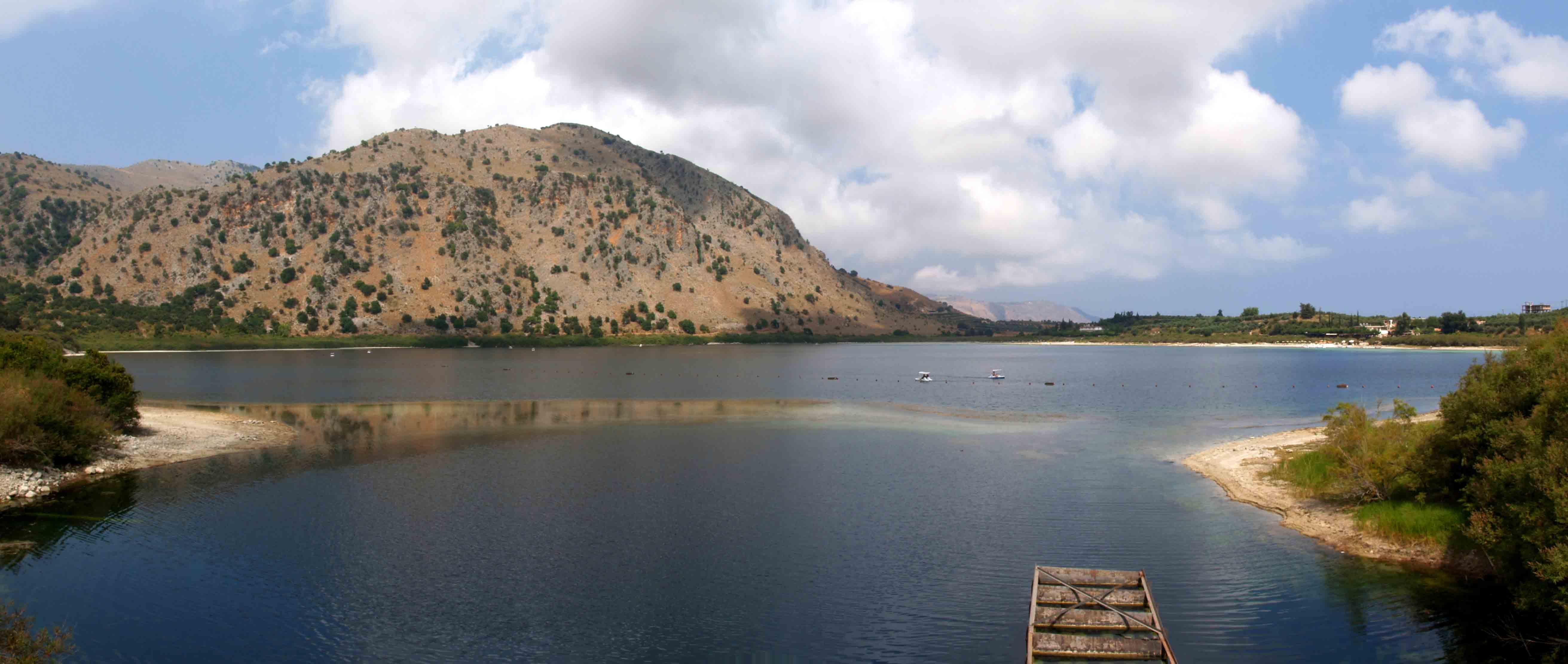 λιμνη κουρνά