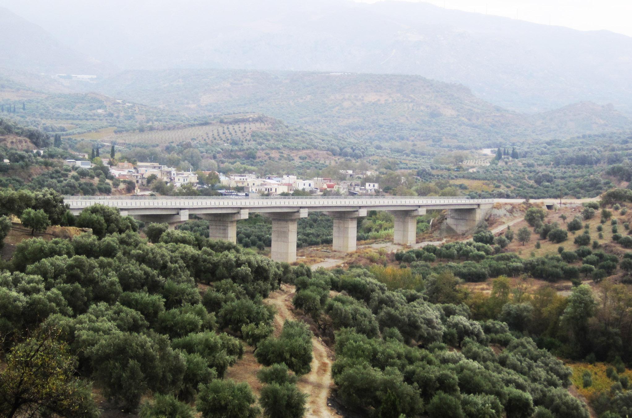 Γέφυρα Απομαρμά