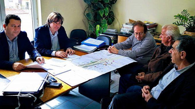 Υπογραφή σύμβασης για την ολοκλήρωση της κατασκευής του ημικόμβου Κοκκίνη Χάνι (ΒΟΑΚ)