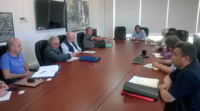 Προγραμματισμός εργασιών στο τμήμα Νωπήγεια Κισάμου – Ξυλοκαμάρα του έργου της «μικρής» ενεργειακής διασύνδεσης Κρήτης – Πελοποννήσου